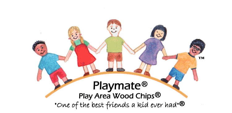 Playmate Play Area Wood Chips